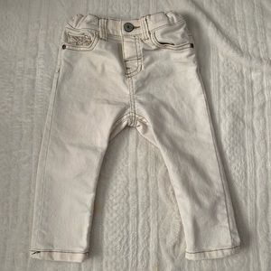 Off white H&M jeans